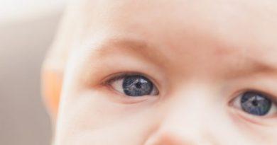 ojos de los bebés