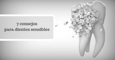 7 consejos para dientes sensibles