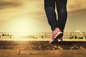 Lesiones causadas por la forma de caminar