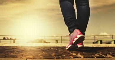 lesiones por la forma de caminar