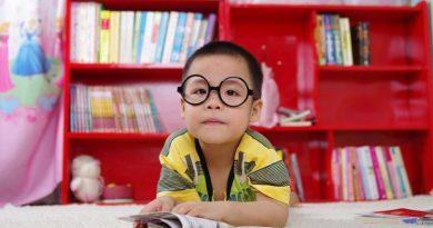 miopía en los niños