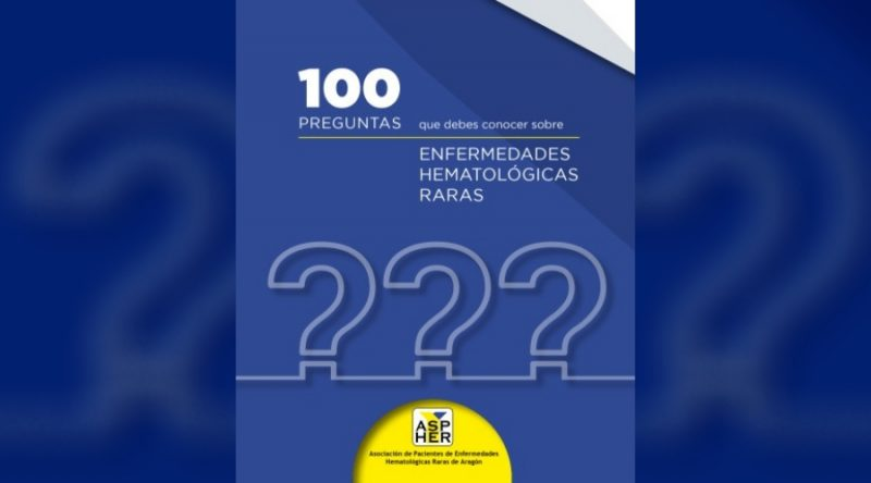 100 preguntas sobre enfermedades hematológicas raras