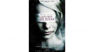 Los ojos de Julia. Terror y suspense con tintes clásicos