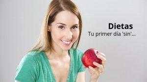 Dietas – Tu primer día 'sin'…