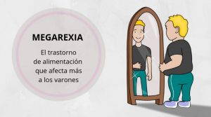 Megarexia. El trastorno de alimentación que afecta más a los varones