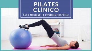 Pilates clínico para mejorar la postura corporal