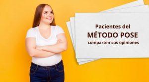 Pacientes del Método POSE comparten sus opiniones