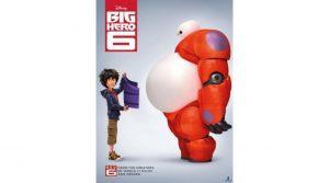 Big Hero 6. Gestión de las emociones en el proceso de duelo