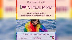 LW Virtual Pride: Salud, familia y educación
