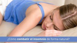 17 tips para combatir el insomnio de forma natural