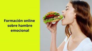 Formación online sobre hambre emocional
