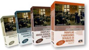 Atlas práctico-criminológico de psicometría forense: asesinato, tentativa de asesinato y abusos sexuales