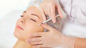 Mesoterapia: tratamiento facial a base de vitaminas