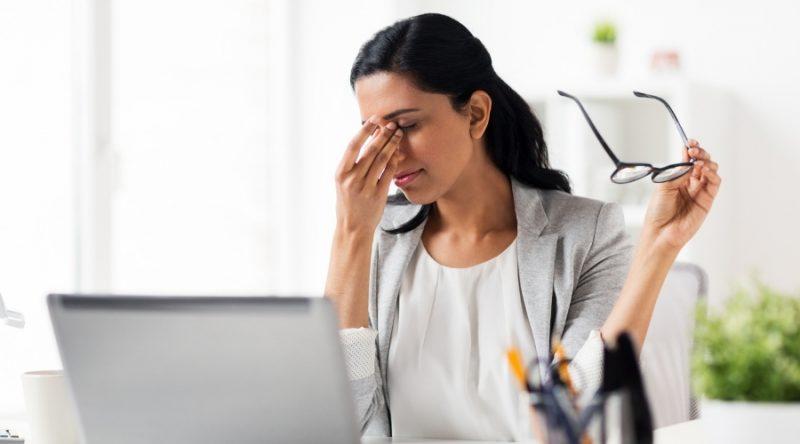 7 consejos para evitar el síndrome visual informático