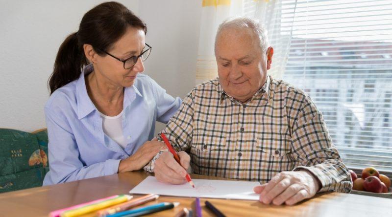 5 beneficios de la terapia ocupacional para los mayores