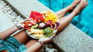 Alimentos que favorecen el bronceado
