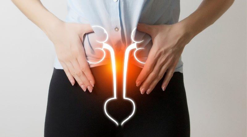 Tratamiento de incontinencia de orina mediante electromagnetismo