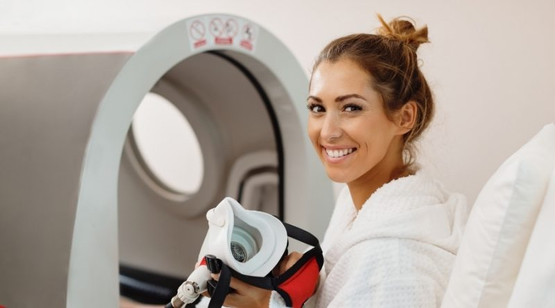 Beneficios de la medicina hiperbárica en medicina estética