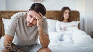 ¿Cómo afecta la depresión a la sexualidad masculina?